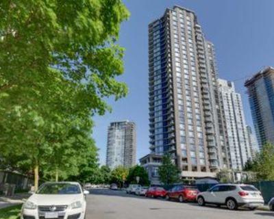 455 Beach Avenue #3007, Vancouver, BC V6Z 3E2 1 Bedroom Condo