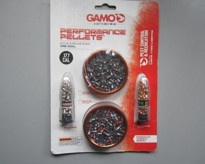 Gamo performance pellets 0.177Cal