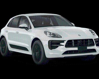 New 2021 Porsche Macan GTS With Navigation & AWD