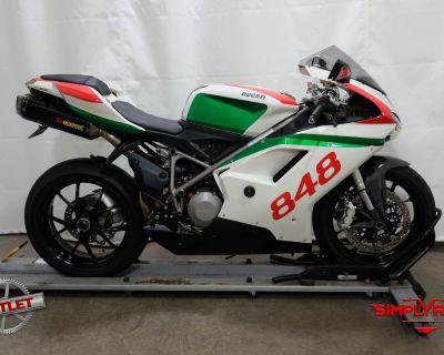2009 Ducati Superbike 848 Supersport Eden Prairie, MN