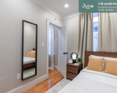 #278 Twin room in North End 4-bed / 1.0-bath apartment