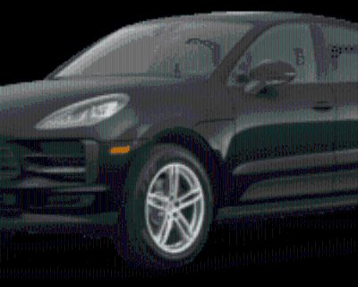 2020 Porsche Macan Standard