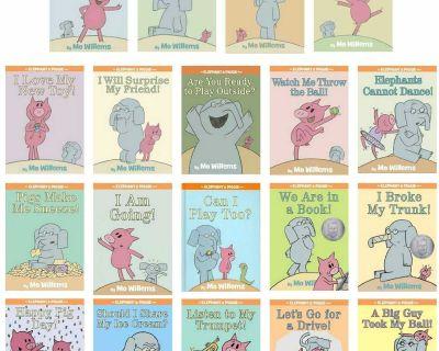 ISO Elephant and Piggie Books