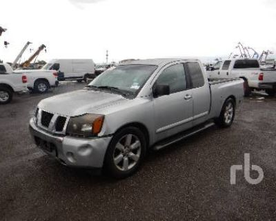2006 NISSAN EXTENDED CAB Pickup Trucks Truck