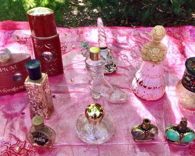 Perfume Bottles ..~*~.. Nice Variety, Let's Deal!