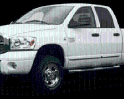 2008 Dodge Ram 2500 Laramie Quad Cab Regular Bed 4WD
