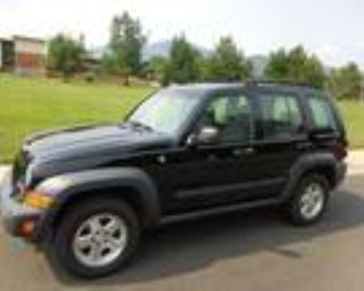 2006 Jeep Liberty CRD, Mercedes Turbo Diesel