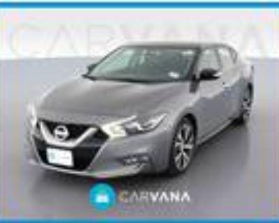 2017 Nissan Maxima Gray, 36K miles