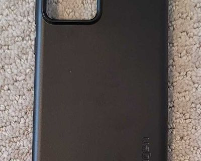 Black Case For Samsung Galaxy Note 20 Ultra