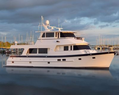 2022 73' Outer Reef Yachts 740 DBMY