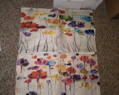 New pillow covers 12x20 (2pack)