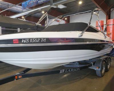 2011 Larson 206 Senza