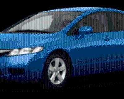 2010 Honda Civic LX-S Sedan Automatic