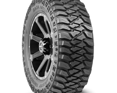 new Mickey Thompson Baja MTZ P3 tire set 305/70R16LT