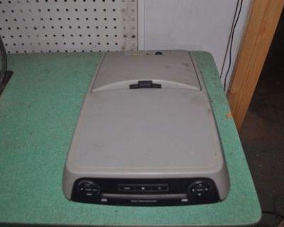 2004 - 2006 Dodge Durango, Aspen Overhead Dvd Player