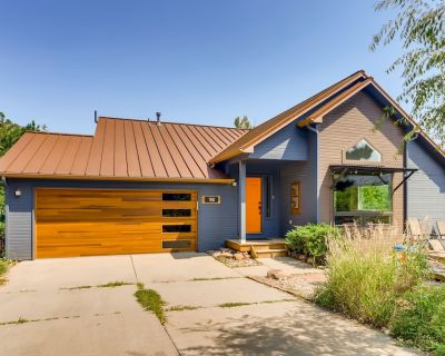 One of the nicest house rentals available in Lyons, Colorado - Lyons