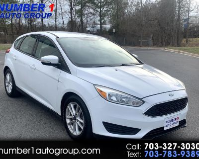 Used 2015 Ford Focus SE Hatch