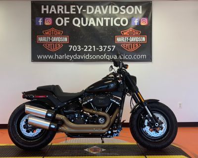 2021 Harley-Davidson Fat Bob S Motor Bikes Dumfries, VA