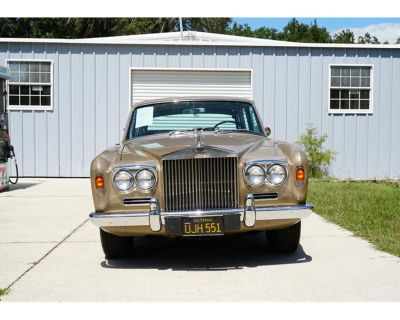 1966 Rolls-Royce Silver Shadow