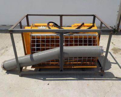 LANDHONOR HL-DCM-0250M Skid Steer Attachments Attachment
