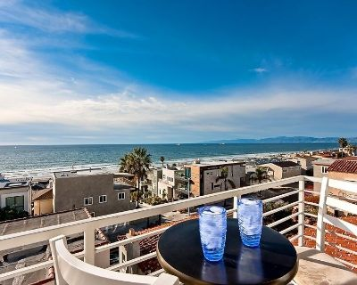 Beautiful Views - Sand Section of Manhattan Beach 2 Bed/2 Bath - Sand Section