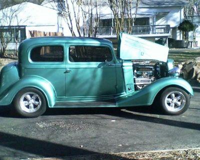 1934 Chevrolet Tudor Sedan