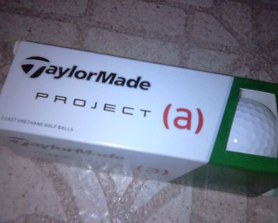 TaylorMade Project (a) 33 Golf Balls and Wilson 1-4 golf balls