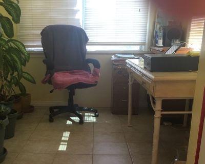 Shabby Chic Style Large Desk