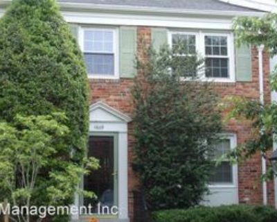 1609 Dunterry Pl, McLean, VA 22101 3 Bedroom House