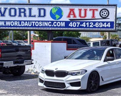 2019 BMW 5 Series 540i xDrive Sedan