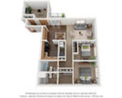 Monterey Apartments - Two Bedroom 2 Bath A With Den