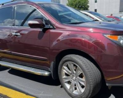 2011 Acura MDX Advance Package