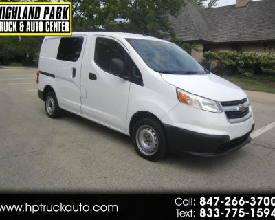 Used 2015 Chevrolet City Express 1LT