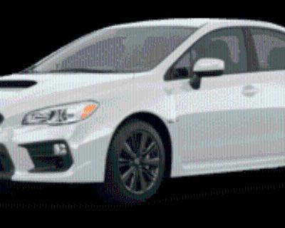 2018 Subaru WRX Base Manual