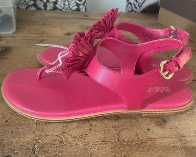Brand New Michael Kors Sandals size 10