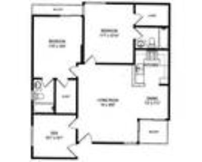 Waterstone Media Center II - Two Bedroom - with Den B