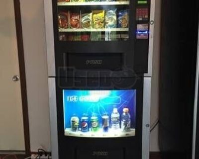 RS 800/850 Snack Combo Vending Machine