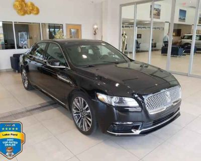 Used 2017 Lincoln Continental FWD