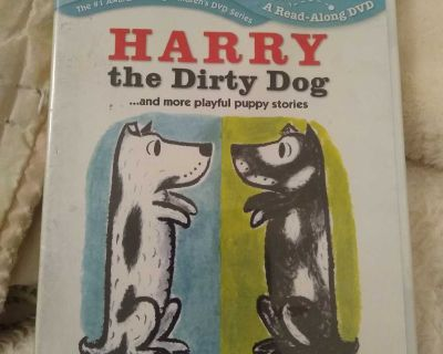 Harry the Dirty Dog...and More Playful Puppy Stories DVD