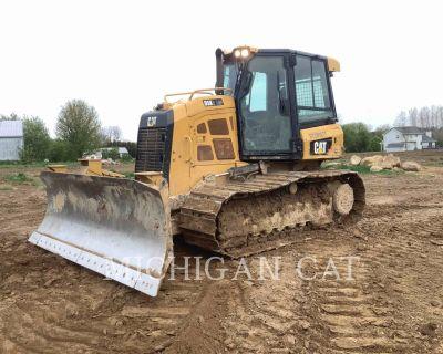 2016 CATERPILLAR D5K2 LGP Dozers, Crawler Tractors