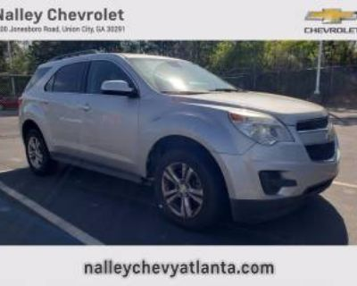 2014 Chevrolet Equinox LT with 1LT FWD