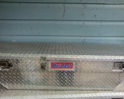 Tool box for small truck