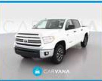 2017 Toyota Tundra White, 74K miles