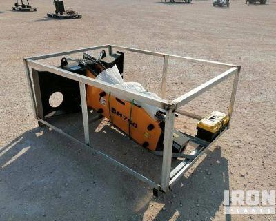 GreatBear SH750 Hydraulic Breaker Fits Skid Steer Loader - Unused