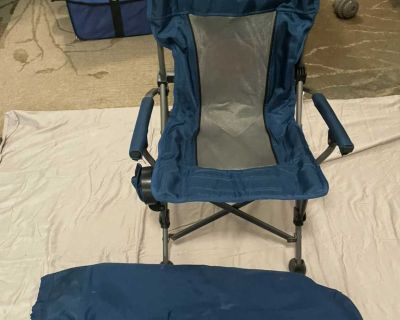 Natural Gear kids camping chair