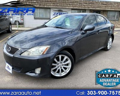 Used 2008 Lexus IS 250 4dr Sport Sdn Auto AWD