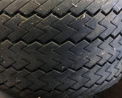 FS/FT Tires & wheels for golf cart OEM EZ-GO