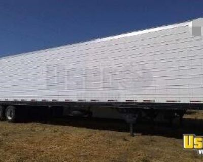 2008 Utility 300R Reefer Semi Trailer with 2012 Carrier Unit