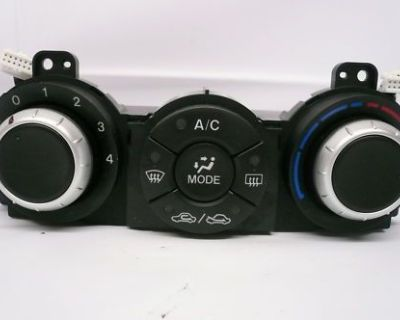05-08 Mazda Rx8 Rx A/c Heater Climate Control Repair Service To Your Unit Only
