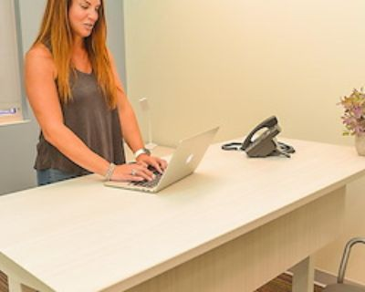 Private Office for 3 at Office Evolution - Roswell